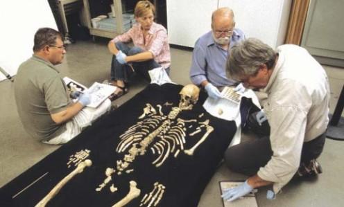 The Bones of Kennewick Man