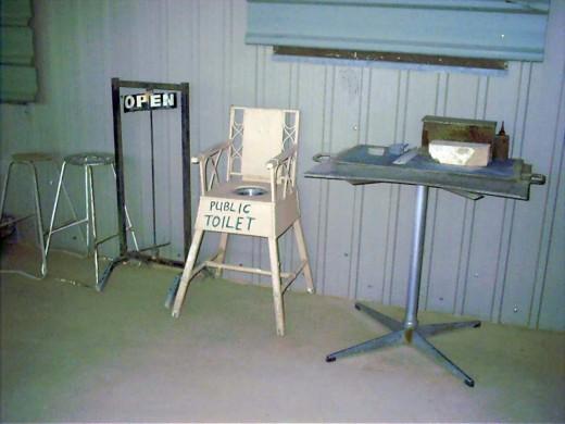 Public Toilets Cobber Pedy