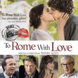 Woody Allen's To Rome With Love Soundtrack List and Opera