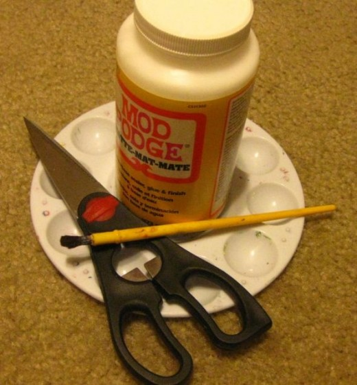 Craft Supplies.