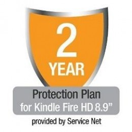 2-Year Protection Plan plus Accident Protection for Kindle Fire HD 8.9