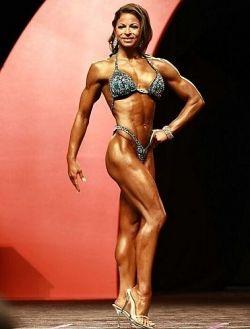 Michelle Blank-athletic women models
