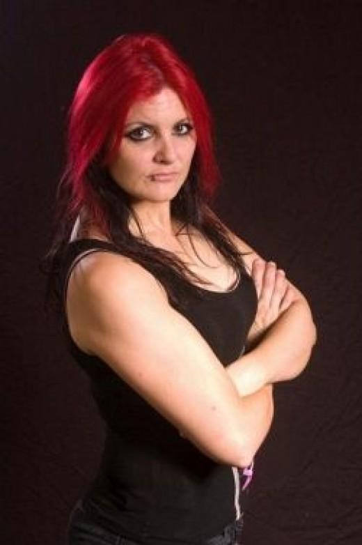 Saraya Knight-pwi top 50 women wrestlers 2012