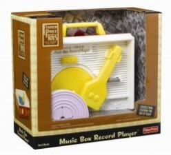 Fisher Price Record Player For Toddlers