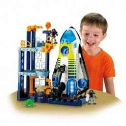 Fisher Price Imaginext Space Shuttle And Tower