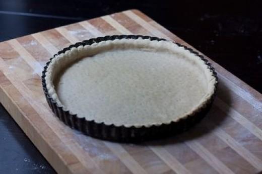 Recipe for Quiche Crust