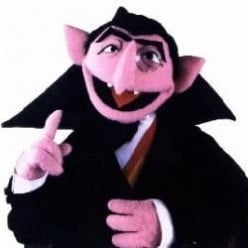 Count von Count: I Love to Count!