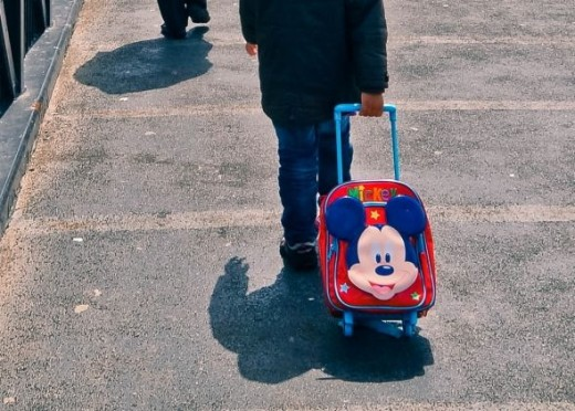 Mickey Mouse Backpack