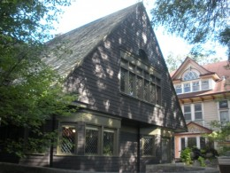 Fronk Lloyd Wright Home Oak Park Illinois