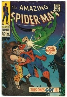 Amazing Spider-Man 49 Kraven Vulture