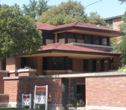 Robie House Chicago Illinois