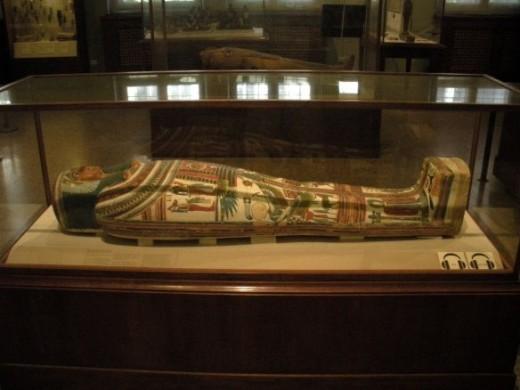 Mummy Oriental Institute Chicago