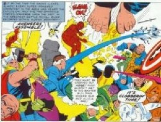 Fantastic Four Annual No. 3