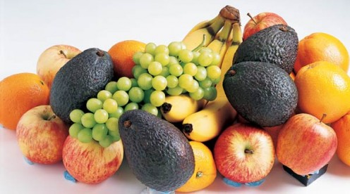 Thank God for the abundance of fruit which You have provided mankind.