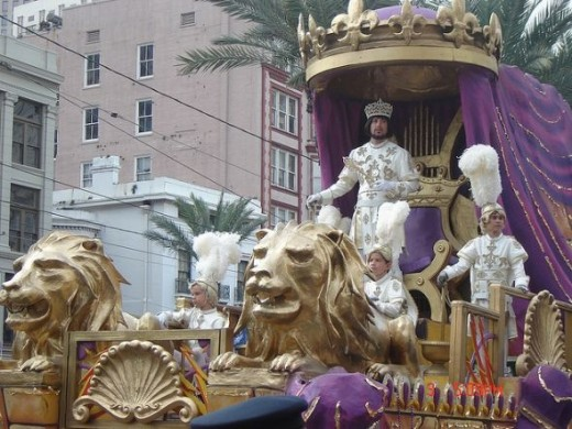 Mardi Gras Float 2008 by DoctorWho
