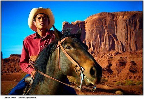 Cowboy photo Copyright by Moyan Brenn (CC BY-ND 2.0)