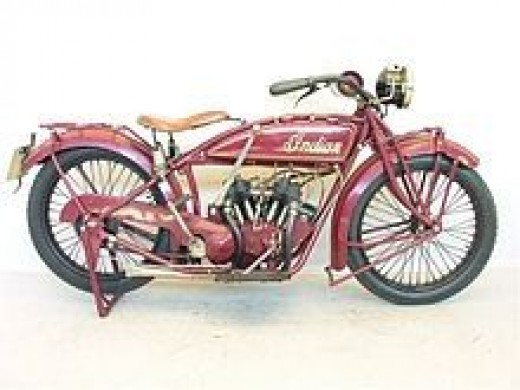 Indian Scout - 1920