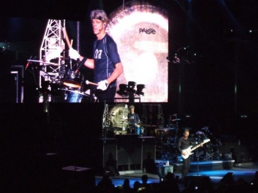 The Police in Holmdel, New Jersey