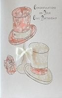 Civil Parnership Wedding Cards