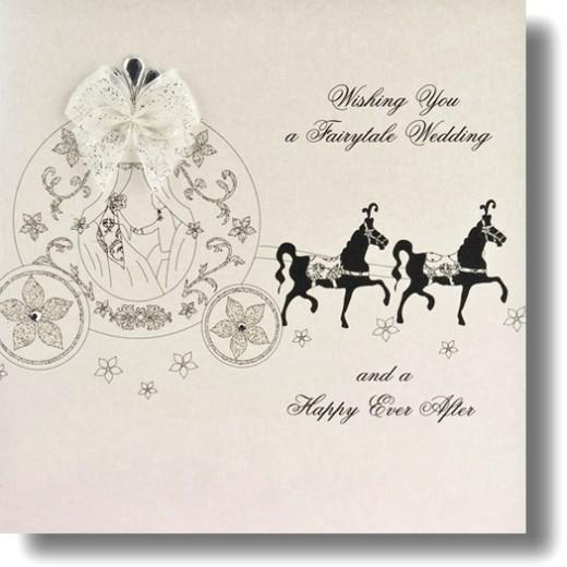 Handmade wedding Day Cards