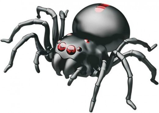 OWI Salt Water Fuel Cell Giant Arachnoid Kit