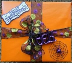 Harvest of halloween programming and gifts
