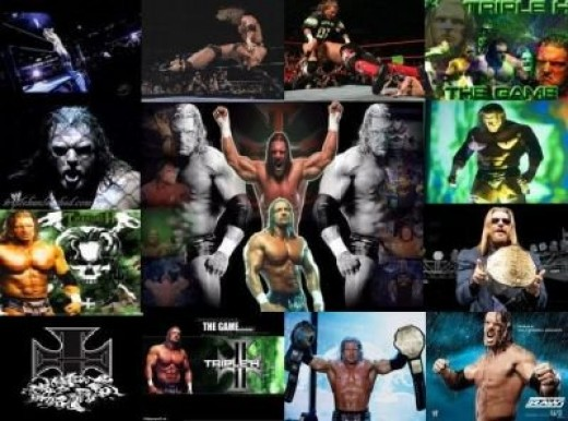 My Hall of Fame - Triple H