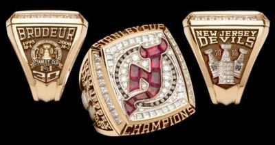 2003 Cup ring