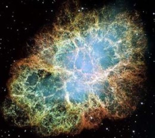 By Hubble telescope [Public domain], via Wikimedia Commons