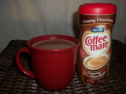 coffee mate flavors
