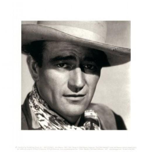 john wayne westerns