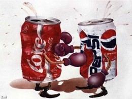 Another Twist Idea - Coke vs Pepsi