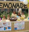 Lemonade stand: Turning lemons into dollars for charity