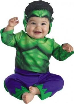 Baby Hulk Costume