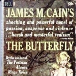 The Butterfly - Book and Film by Cain