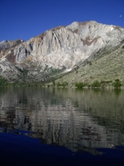 Our Go Back Vacation Place at Convict Lake, CA