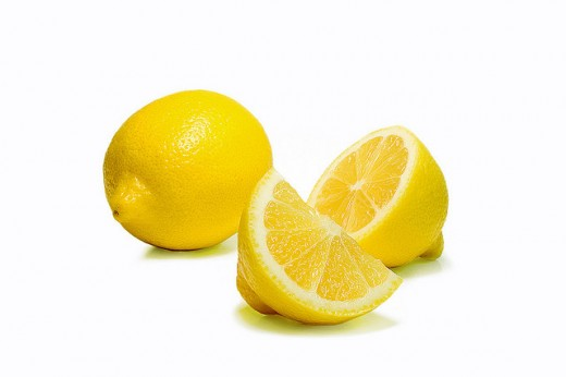 Lemons are a great way to not just clean, but deodorize your home as well.