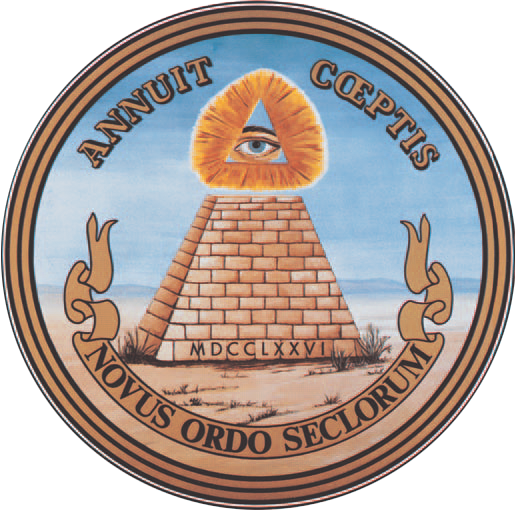 The Great Seal of the Illuminati