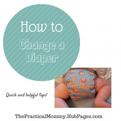 How to Change a Diaper