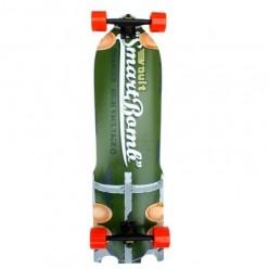 How to Reshape a Longboard Cruiser Skateboard Deck