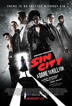 Film Review - Sin City: A Dame to Kill For