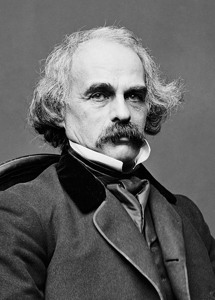 Nathaniel Hawthorne, July 1804 - May 1864