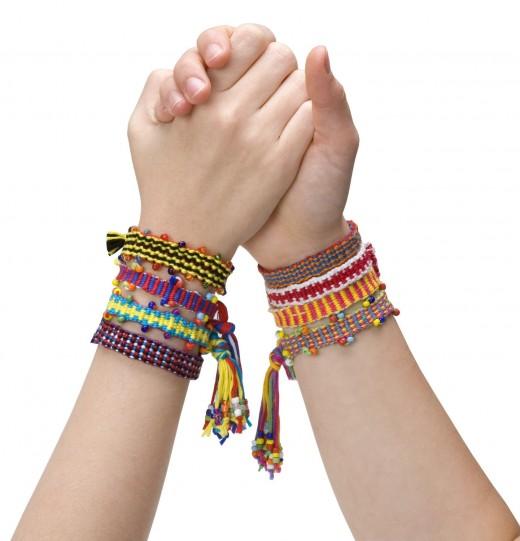 alex friends forever bracelet kit instructions