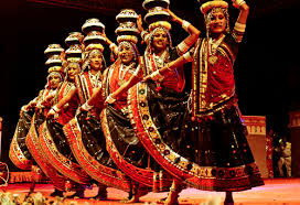 Traditional folk music and dance