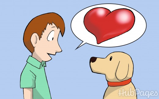 How to talk to your dog.