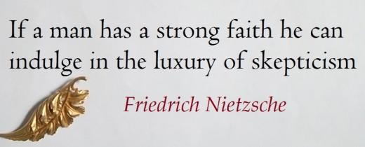 Friedrich Wilhelm Nietzsche, born 15 October 1844 died 25 August 1900 was a renowned scholar and, philosopher