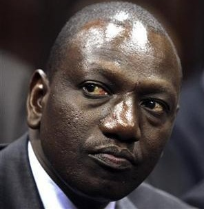 Deputy President William Ruto Reflects