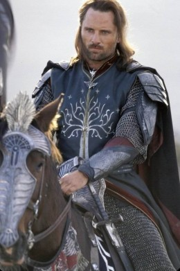 Aragorn buying Frodo and Same time by leading an attack on one of Middle Earth's most heavily fortified strongholds.