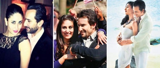 We bring you some of the most lovely and memorable moments of one of the hottest couple of B-town, the Nawab of Pataudi Saif Ali Khan and Bollywood beauty Kareena Kapoor Khan.