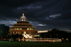Coming Home- Art of Living International Centre,Bangalore